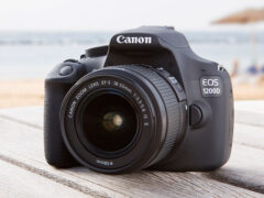 Canon собирается выпустить преемника зеркального EOS 1200D