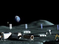 Стоимость постоянной лунной базы оценена в 10 млрд долларов