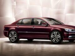 Volkswagen прекратил продажи в России одного из седанов