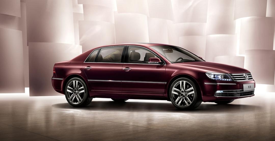 На территории Роcсии прекращен прием заказов на седан Volkswagen Phaeton. Об этом передается на официальном сайте автоконцерна