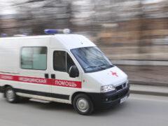 В Марий Эл водитель «Калины» сбил двух 8-летних школьниц