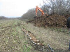 Склад боеприпасов времён войны ликвидировали в Бобруйском районе
