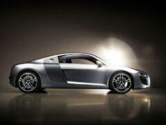Спорткар Audi R8 получит мотор Audi S4