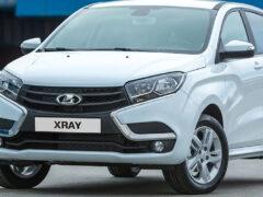 В феврале «АвтоВАЗ» продал около 1 тысячи машин Lada XRay
