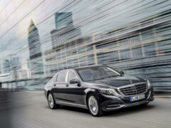 Продажи люксовых автомобилей в России в феврале выросли в 2,7 раза