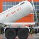 В Петербурге слетевшая крышка цементовоза убила водителя