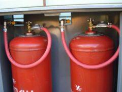 В Беларуси повысили цену на газ в баллонах для населения