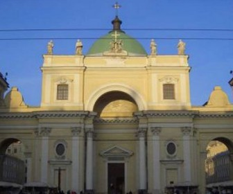 церковь святой Екатерины в Петербурге