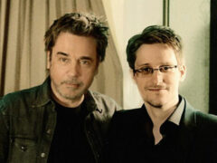 Музыкант Жан-Мишель Жарр записал трек с Эдвардом Сноуденом