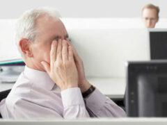 Людям старше 40 лет следует работать три дня в неделю – ученые