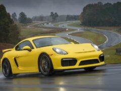 Porsche назвал российские цены на купе 718 Cayman