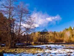 В субботу в Беларуси будет до 16 тепла, местами ожидаются грозы
