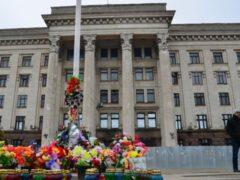 Украина не пустила немецкого журналиста в Одессу на 2 мая