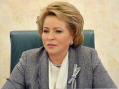 Матвиенко заинтересовалась работой министерств счастья и будущего ОАЭ