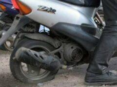 В Ростовской области парень избил и украл скутер у 57-летнего мужчины