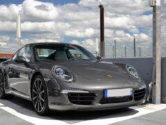 У безработного москвича угнали элитный Porsche 911 Carrera S