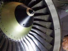 Со склада в аэропорту «Домодедово» украли двигатель от Boeing