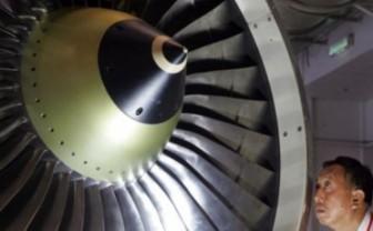 двигатель самолет