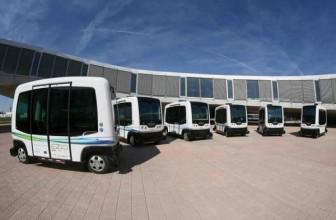умные автобусы