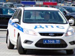 Москвичи поймали пьяного водителя, устроившего несколько ДТП