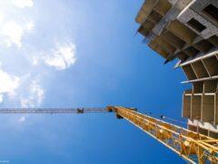 Рабочий упал со строящейся высотки в Минске – мужчина погиб
