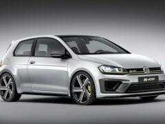 Через месяц Volkswagen представит самый мощный в истории Golf R400