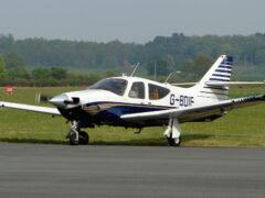 В аварии самолета в Канаде погибли два человека