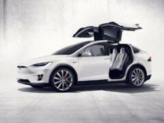 Tesla выпустит электрический пикап