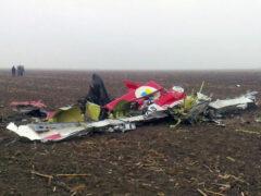 В Северной Осетии разбился легкомоторный самолет, пилот погиб