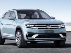 За четыре года Volkswagen представит 7 новых кроссоверов