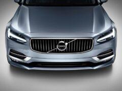 Volvo планирует к 2020 году продавать более 800 тыс. автомобилей ежегодно
