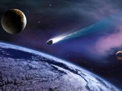 СМИ: девятая планета угрожает жизни на Земле