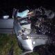 ДТП в Слуцке: BMW столкнулся с грузовиком, погиб пассажир легковушки
