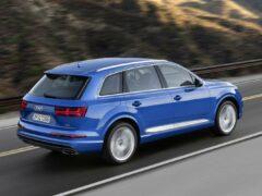Кроссовер Audi Q7 в России получил 2,0-литровый бензиновый турбомотор