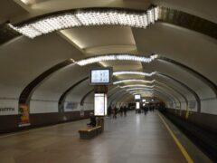 Станция метро «Институт культуры» закрыта из-за постороннего предмета