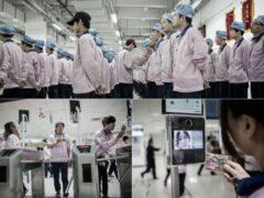 Опубликованы первые снимки из лаборатории Apple в Шанхае