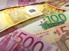 евро деньги