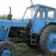 В Воронежской области пьяным мужчина угнал с поля трактор