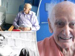 В Великобритании 99-летний пациент победил рак