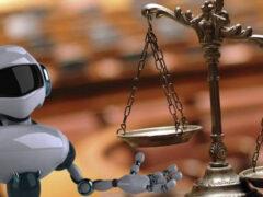 В США первый робот-адвокат принят на работу