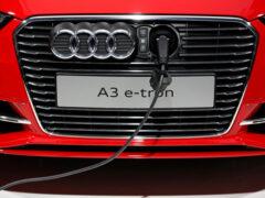 Audi планирует выпускать по новому электрокару в год