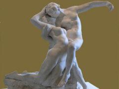 Скульптура Родена продана с аукциона в Нью-Йорке за рекордные $20 млн