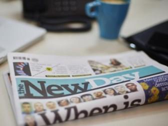 британская газета
