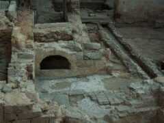 Археологи обнаружили храм фараона Нектанеба Первого