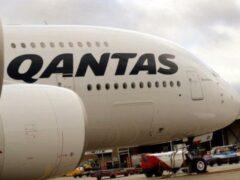 Пассажиров лайнера авиакомпании Qantas напугало название Wi-Fi сети