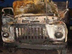 В Екатеринбурге мужчина сгорел заживо в грузовике
