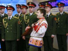 Ансамбль Александрова готов представить РФ на «Евровидении» на Украине