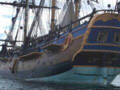 Ученые обнаружили корабль, на котором мог путешествовать Джеймс Кук
