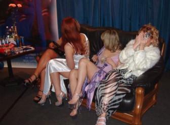 бордель проститутки