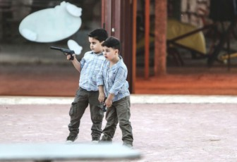 дети террористы